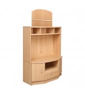 Tv stolík, buk, ASCARI T2