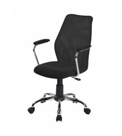 Kancelárska stolička, čierna, BST 2003