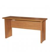 Písací stôl, čerešňa, OSCAR T01