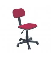 Detská stolička, červená, TC3-802P