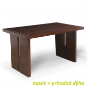 Jedálenský stôl, orech, CIDRO