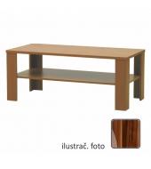 Konferenčný stolík, dlhý, slivka, INTERSYS 22