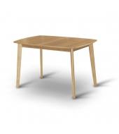 Jedálenský rozkladací stôl, medový dub. CHAN