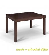 Jedálenský stôl, rozkladací, wenge, FARO