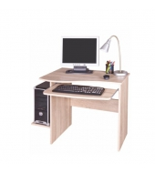 PC stôl, dub sonoma, MELICHAR