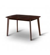 Jedálenský rozkládací stôl, orech, CHAN