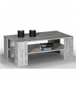 Konferenčný stolík, antický dub, HANNA