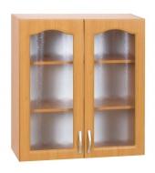 Kuchynská skrinka, horná, jelša, LORA MDF W80S