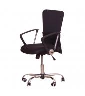 Kancelárske kreslo, čierna, AEX