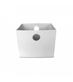 Úložný box, biely, TOFI-LEXO