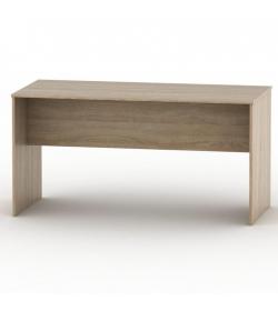 Zasadací stôl 150, dub sonoma, TEMPO ASISTENT NEW 020 ZA