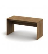 Písací stôl 150, bardolino tmavý, TEMPO ASISTENT NEW 020 PI