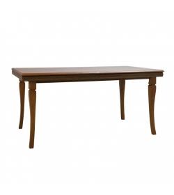 Jedálenský stôl, rozkladací, samoa king, KORA