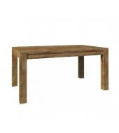 Jedálenský stôl ST 160, dub lefkas, NEVADA