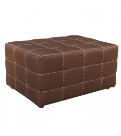 veľký taburet, nemo 5 čokoládová, KAZARA
