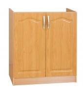 Kuchynská skrinka, spodná, jelša, LORA MDF S80ZL