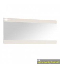 Zrkadlo 121, biele, extra vysoký lesk, LYNATET TYP 121