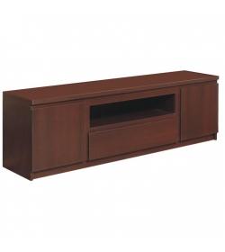 TV stolík/skrinka, sosna lareto, PELLO TYP 50