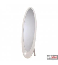 Zrkadlo, biely lesk, SASKIA