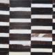 Luxusný koberec, pravá koža, 120x180, KOŽA TYP 6