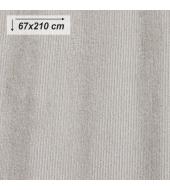 Koberec, sivá, 67x210, FRODO