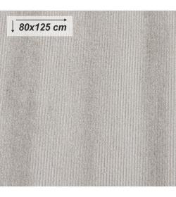 Koberec, sivá, 80x125, FRODO