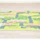 Koberec, viacfarebný, 130x200, EBEL
