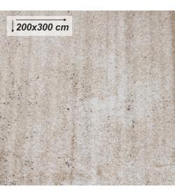 Koberec, béžová, 200x300, SAURON
