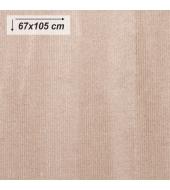 Koberec, capuccino, 67x105 cm, KALAMBEL