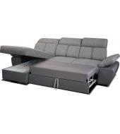 Rohová sedacia súprava LOGAN 2L