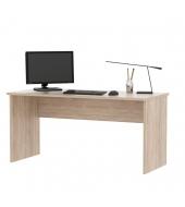 Kancelársky stôl, dub sonoma, JOHAN 01