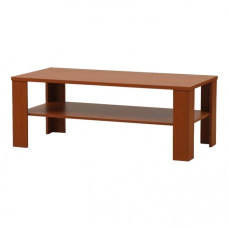Konferenčný stolík, dlhý, višňa, INTERSYS 22