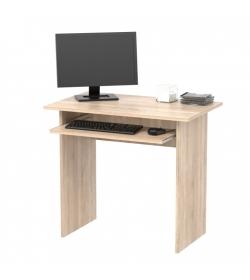 PC stôl, dub sonoma, VERNER