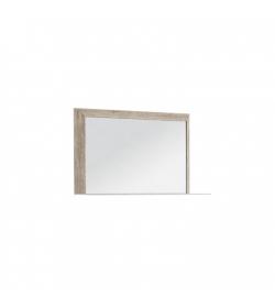 Zrkadlo LN29, san remo/grafit LUMPUR