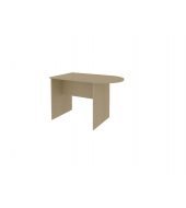 Stôl s oblúkom zasadací