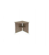 Stôl rohový oblúkový