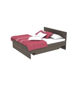 Dvojlôžková posteľ s úložným priestorom