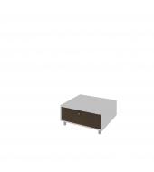 Konferenčný stolík so zásuvkou