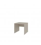 Stôl písací s drevenou podnožou