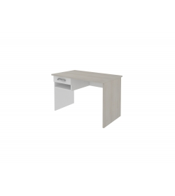 Písací stolík s jednou zásuvkou Alva - Akácia