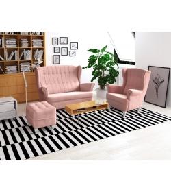 Winsdor, taburetka - Pink Amore 19