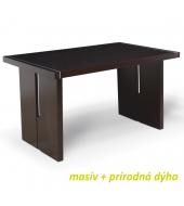 Jedálenský stôl, wenge, CIDRO