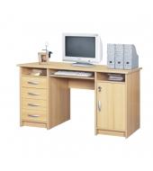 PC stolík, buk, B9
